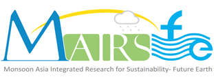 Monsoon Asia Integrated Research for Sustainability-Future Earth
