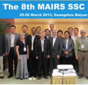 The 8th MAIRS SSC Meeting